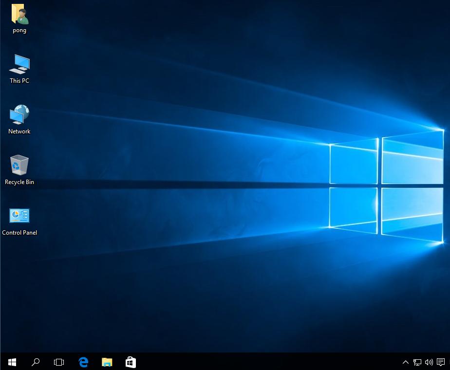 มายคอมพิวเตอร์บน desktop windows 10