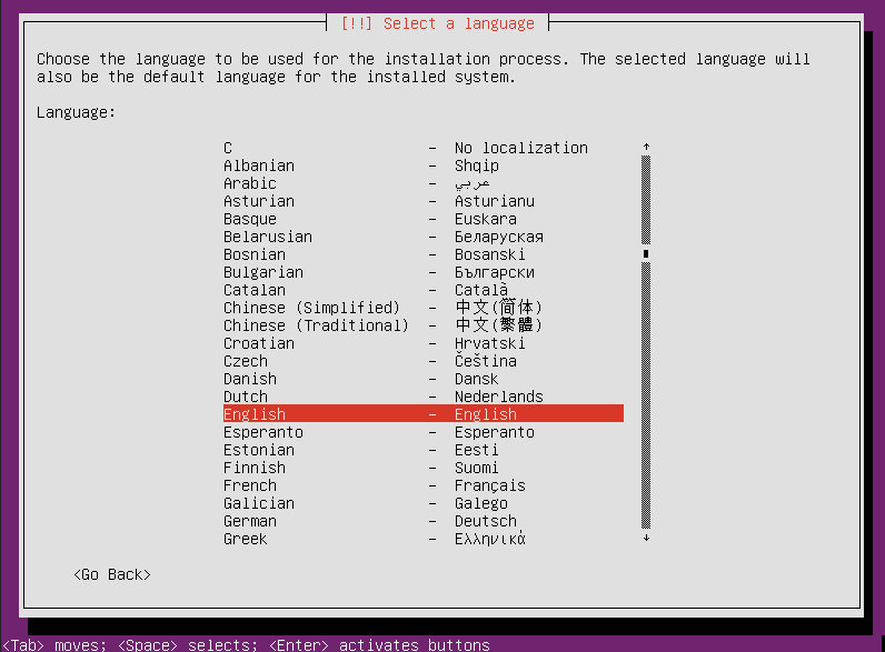 select-language-install