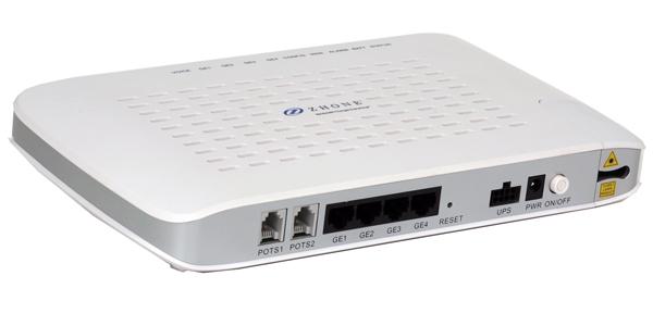 การ forward port Router ZHONE