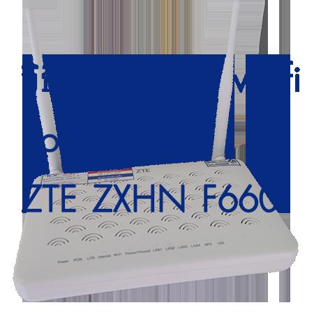 วิธีเปลี่ยนรหัส wi-fi ของ TOT ZTE ZXHN F660